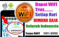 Cara Mendapatkan WiFi Gratis Di Seluruh Indonesia