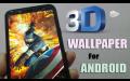 Cara Membuat Wallpaper 3D Keren di Android