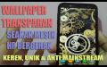Cara Membuat Wallpaper Mesin HP Bergerak Transparan